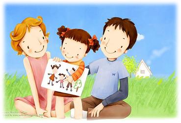 Potenciar la autoestima de los ni os tiendita as me for Concepto de la familia para ninos