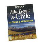 ATLAS ESCOLAR DE CHILE - LA TIERRA Y EL UNIVERSO