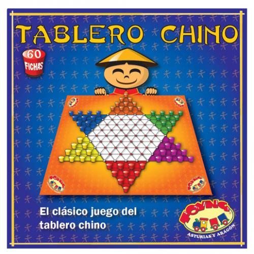 TABLERO CHINO JUEGO DE MESA