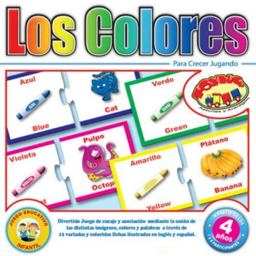 JUEGO LOS COLORES