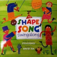 LIBRO SHAPE SONG INCLUYE CD