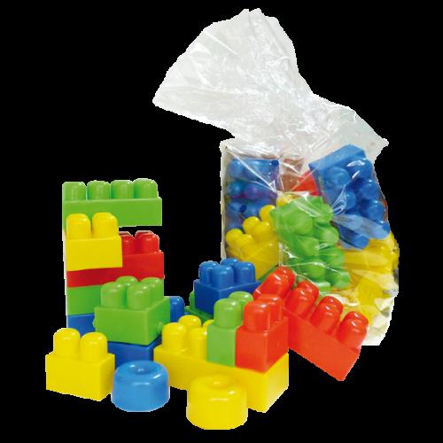 BLOQUES TIPO LEGO GRANDES DIDÁCTICO