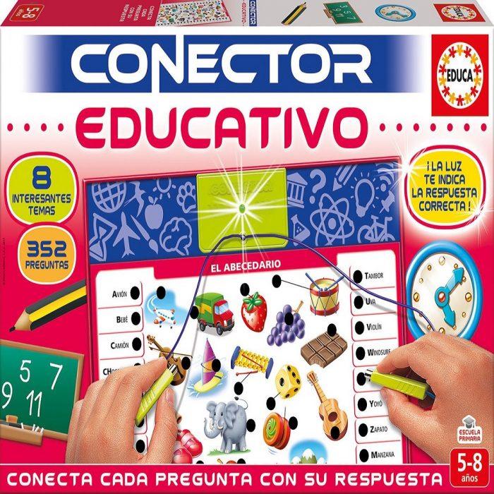 CONECTOR TEMÁTICAS DE LA ESCUELA