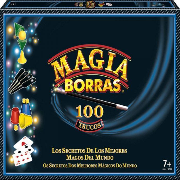 JUEGO MAGIA BORRAS CLÁSICA 100 TRUCOS