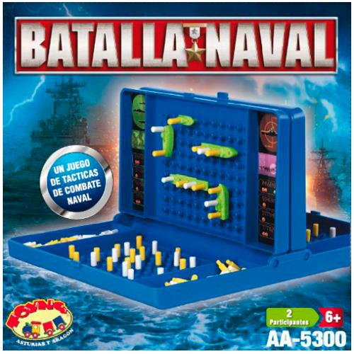 JUEGO DE MESA BATALLA NAVAL