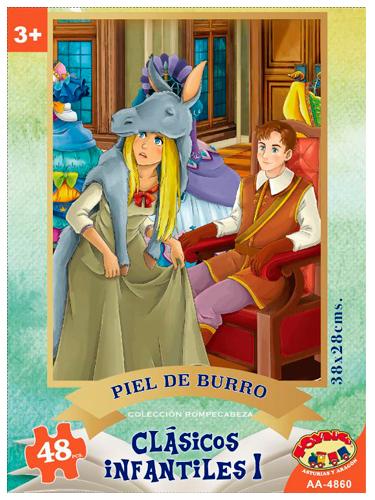 PIEL DE BURRO