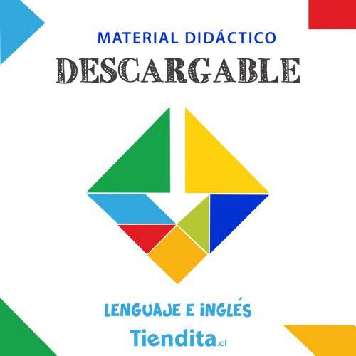 Material Descargable Tiendita: Actividades de Lenguaje e Inglés