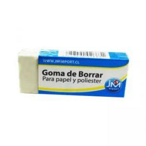 GOMA DE BORRAR